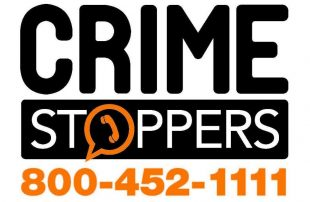 Crime Stoppers 800-452-1111