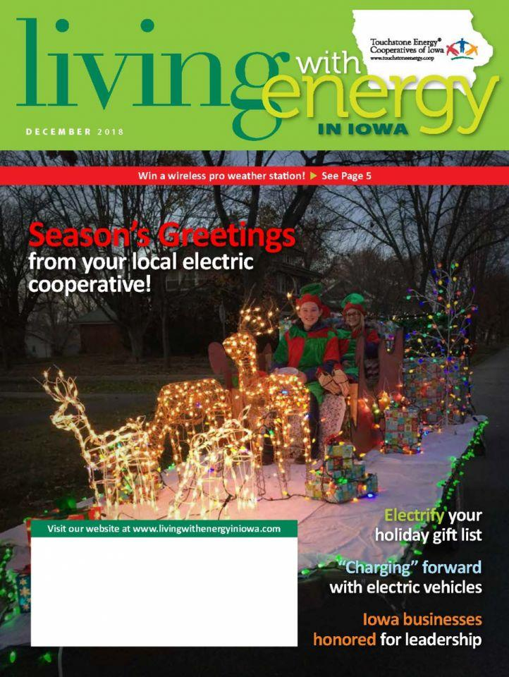 Living With Energy Magazine