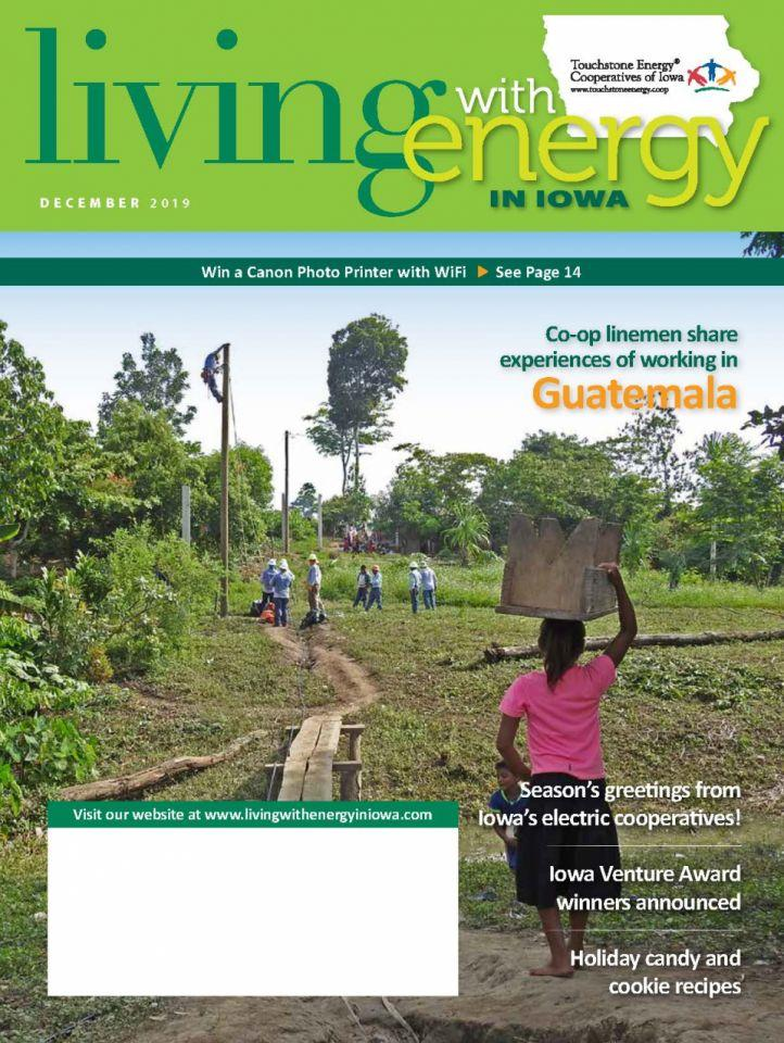 Living With Energy Magazine