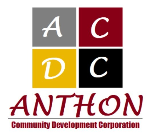 Graphic illustration of the Anthon Community Development Corporation