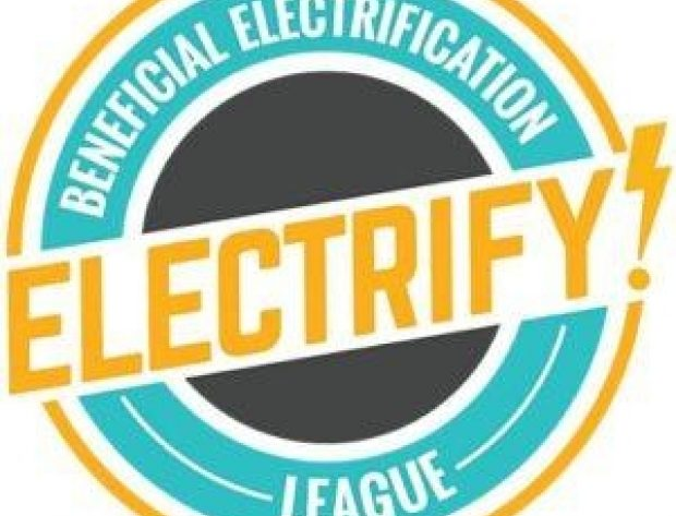 Beneficial Electrification Leage's Electrify Iowa logo image