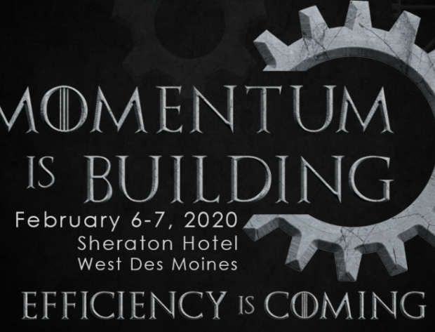Efficiency is Coming: 2020 Momentum is Building Contractor Conference Details Announced