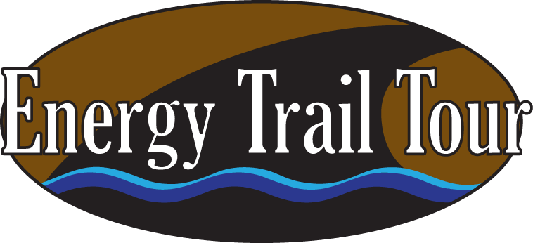 graphic image of the Energy Trail Tour logo
