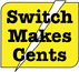 image graphic of the switch makes cents logo.
