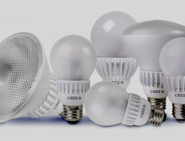 Photo of multiple LED bulb types. (Source: CREE Lighting)