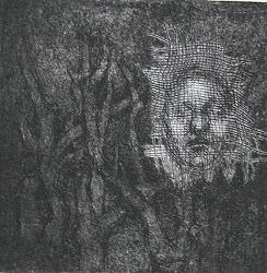 Mask among the trees edited