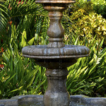 Costa rican fountain