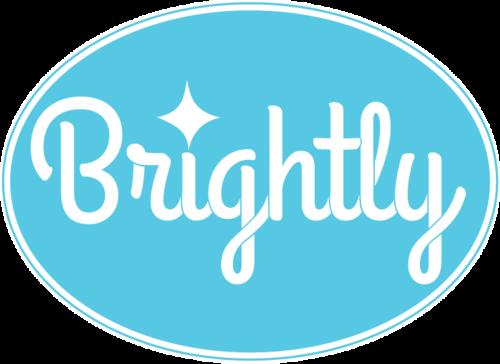 Medium brightly logo vector