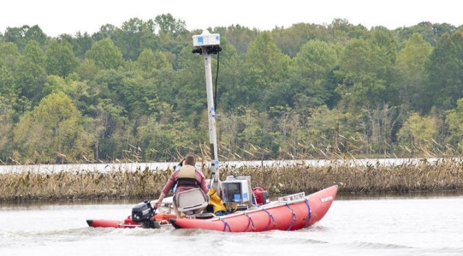 Patuxent River 360 Virtual Tour Coming to Chesapeake Conservancy