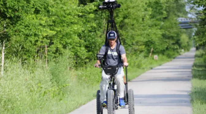 Mappers building a 360-degree view of county trails