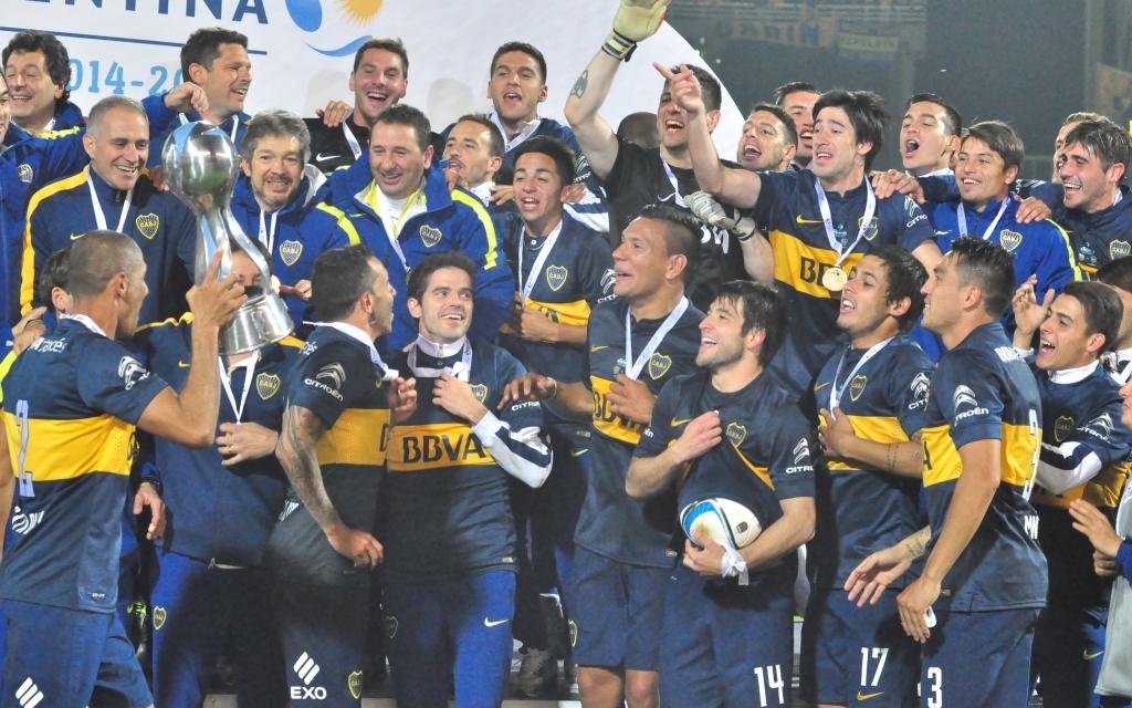Primera División: Central le ganó 3-1 a Boca