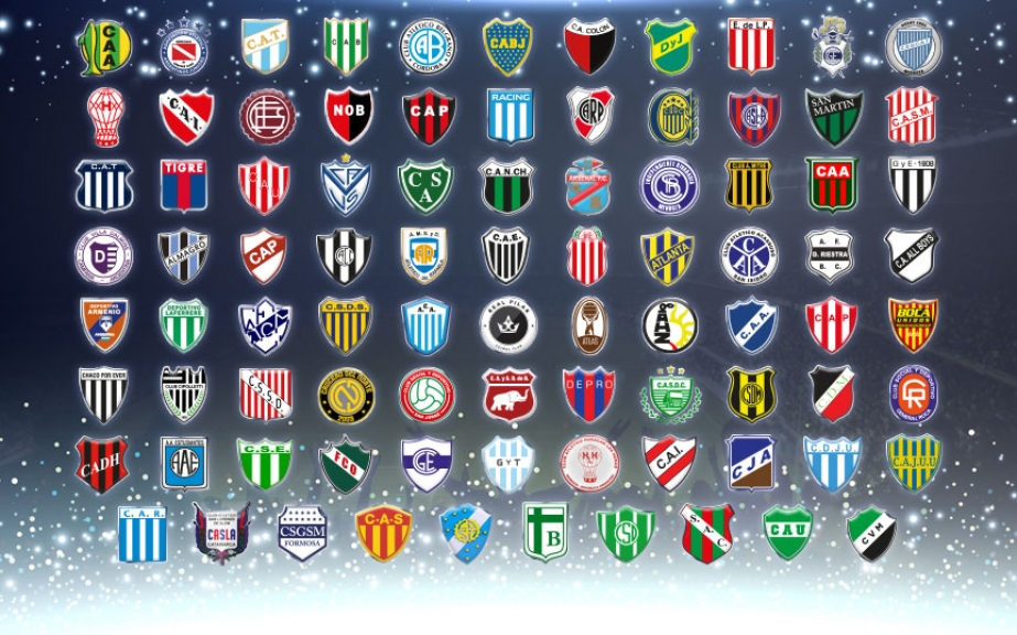 Estos Son Los 87 Equipos De La Copa Total Argentina 2019 Marketing Registrado La Comunidad Del Marketing Deportivo