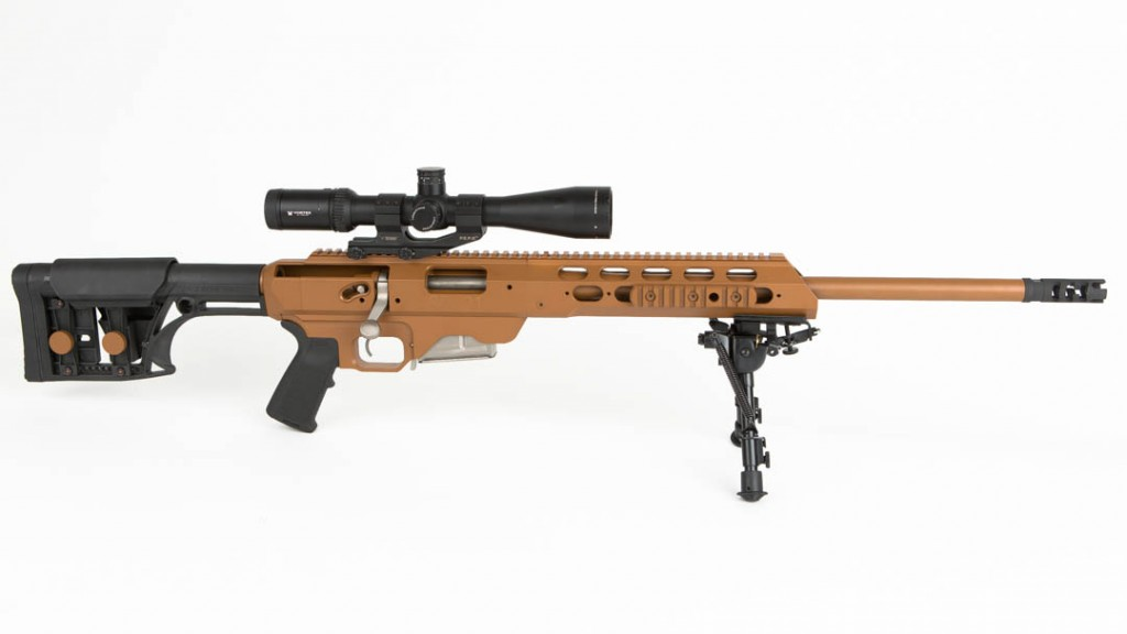 Robar SR21 308 Remington 700 rifle
