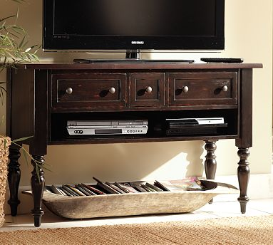 Pottery Barn TV Stand