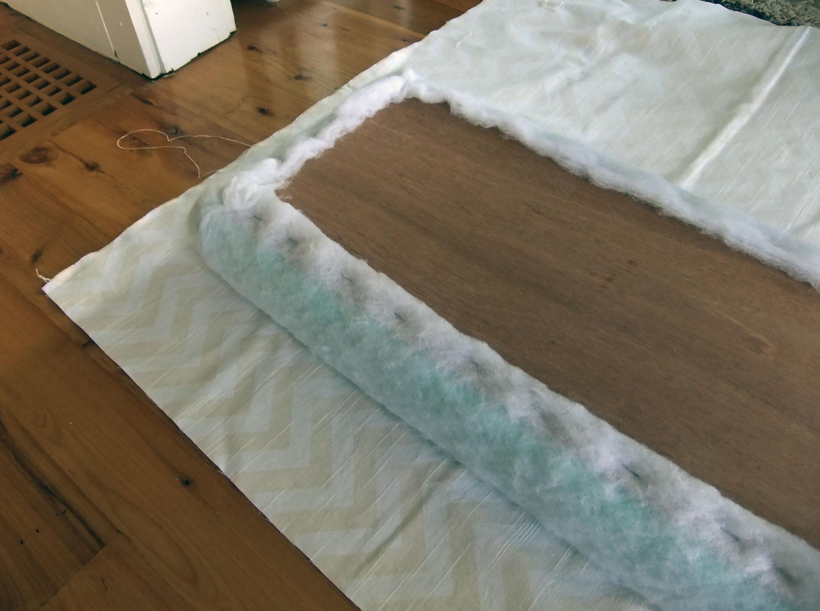 fabric cushion