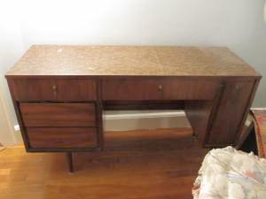 midcentury desk
