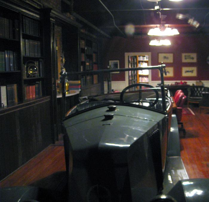 car library