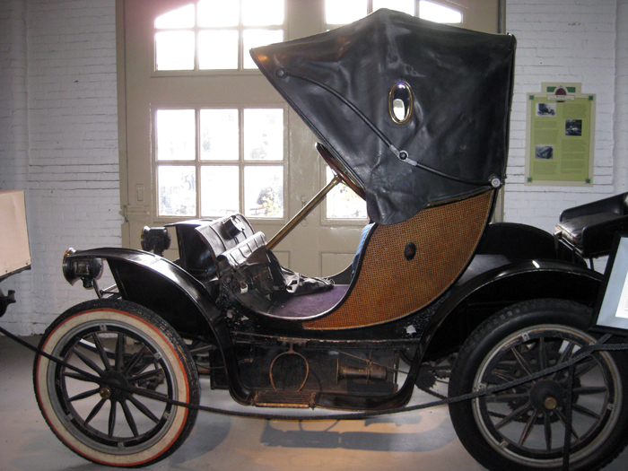 carriage car