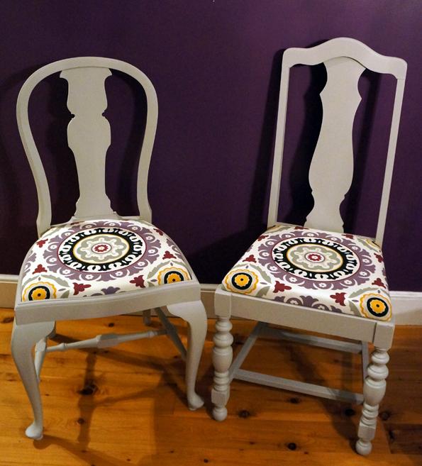 chairs closeup
