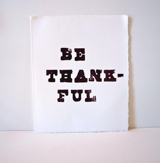 thankful etsy