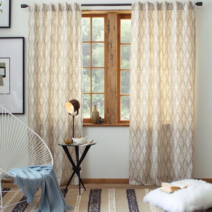 west elm curtain1