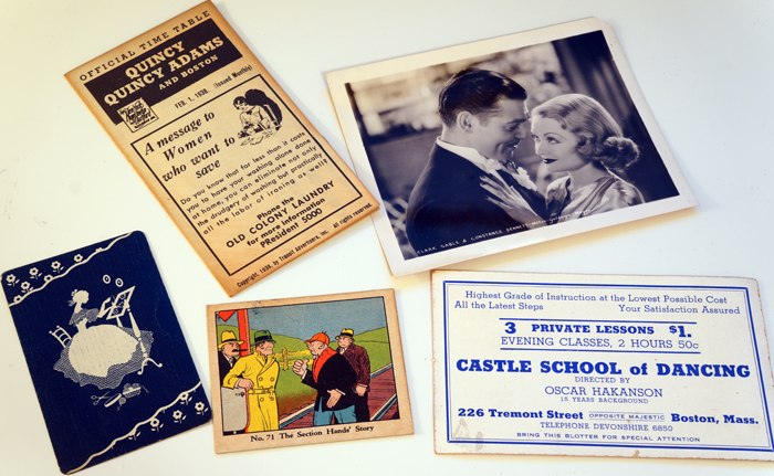 1938 treasures