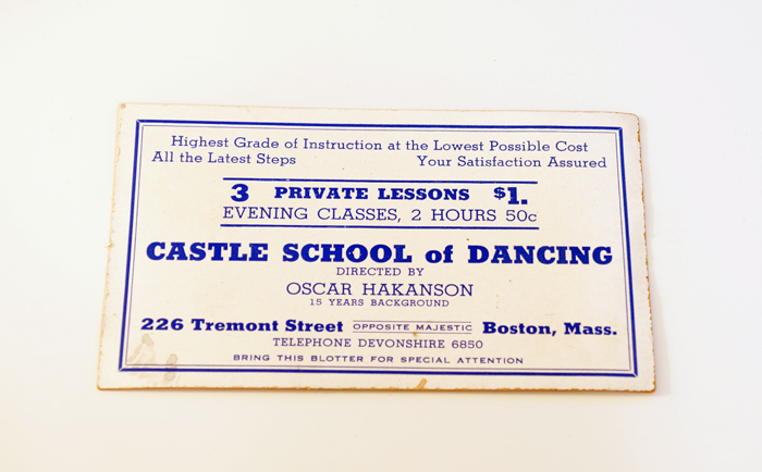 castle school of dance