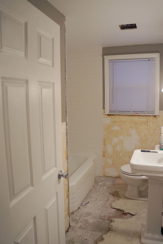 bathroom shower progress3