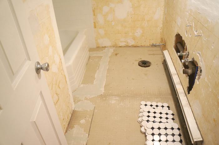 w6 bathroom floor