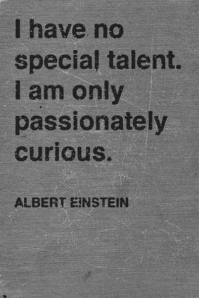 passionatel curious