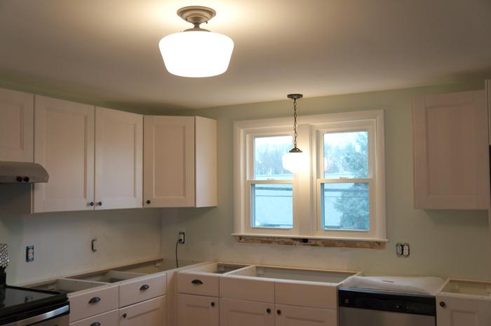 w3 kitchen lights