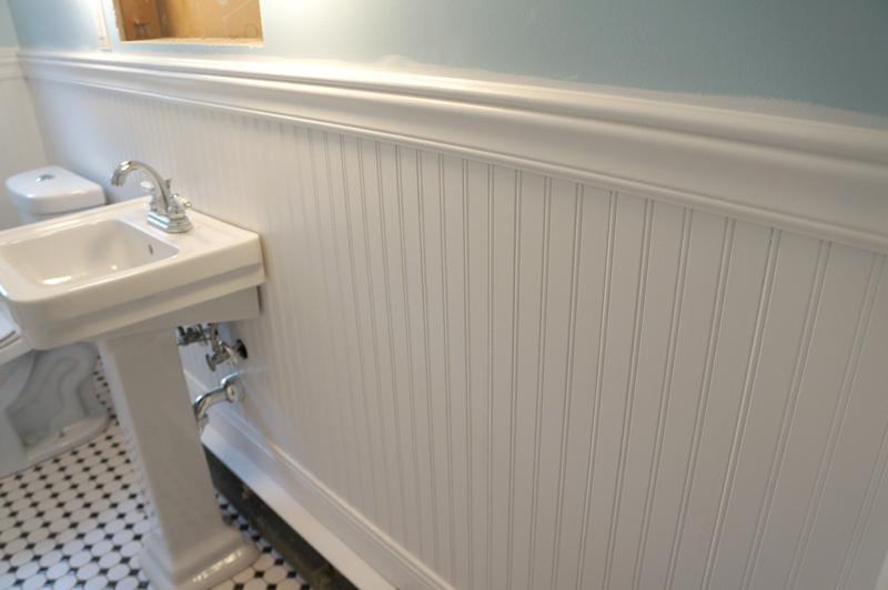 w9 bathroom paneling