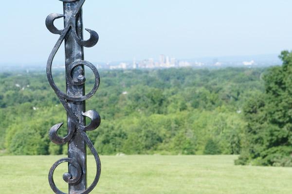 Wickham Park CT view