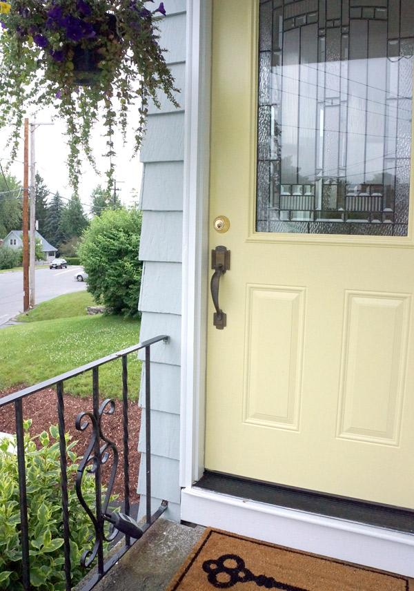Clark Front Door