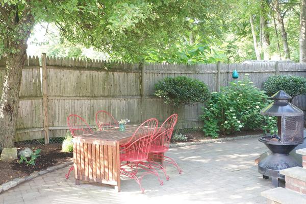 patio sanctuary