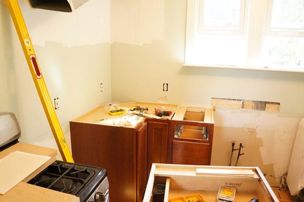 cabinet-install