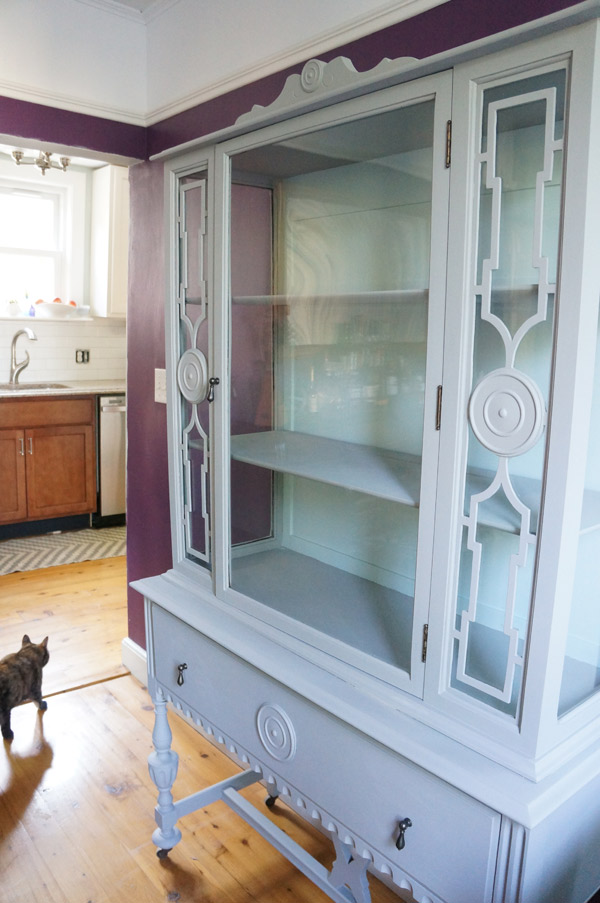 china-cabinet-makeover
