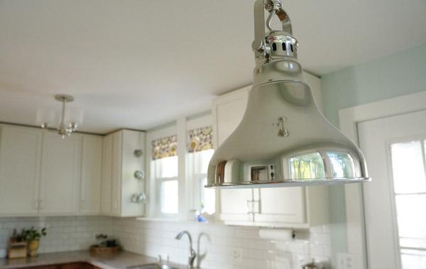 Kitchen Lighting detail
