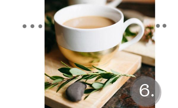 diy gift guide 6: gold mug
