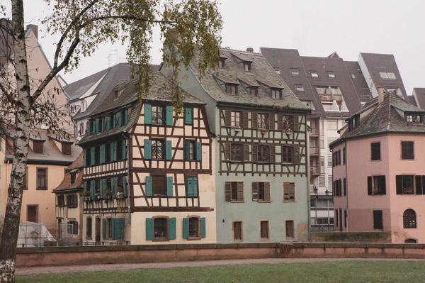 strasbourg-houses