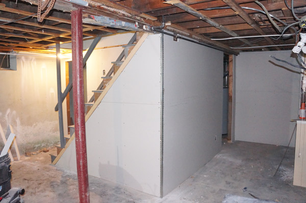 week 7 basement