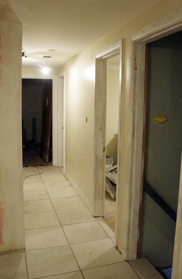week 7 hallway