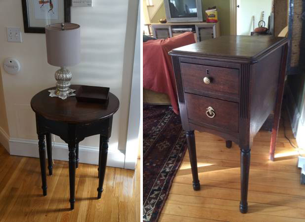 craigslist side tables