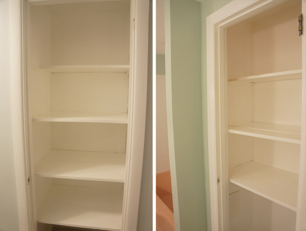 week 10 closets