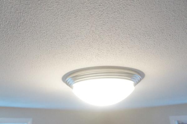 week 12 textured ceiling