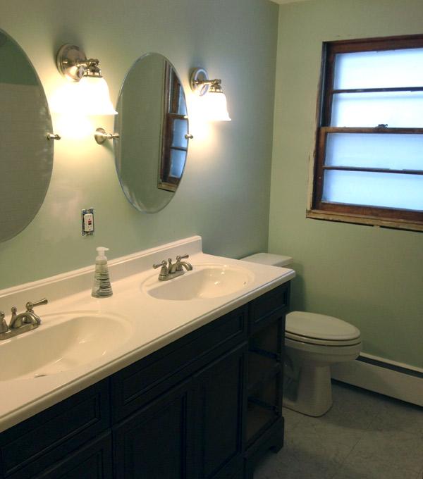 week 9 bathroom