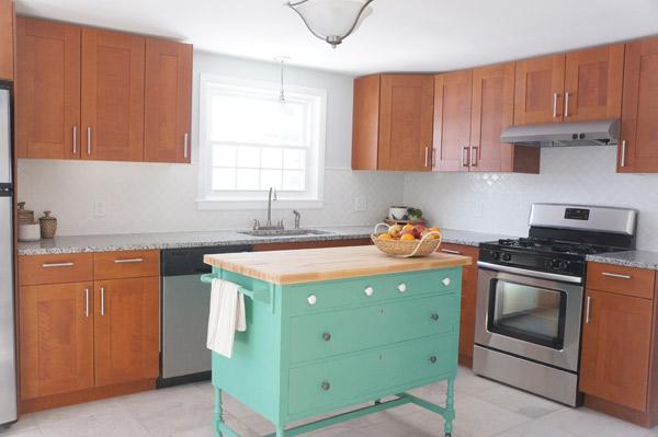 Frankie Flip House Kitchen After 1