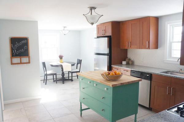 Frankie Flip House Kitchen After 2