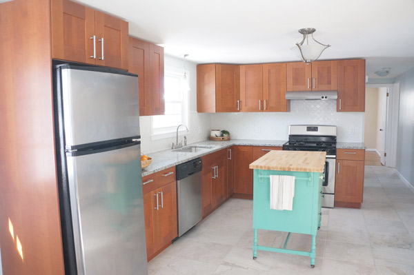 Frankie Flip House Kitchen After 3