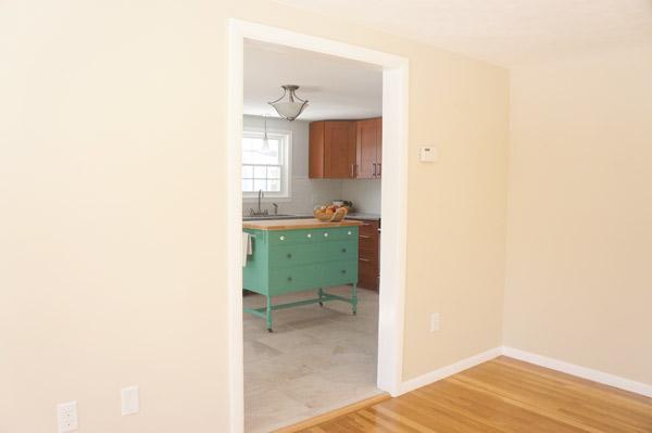 Frankie living room after 3